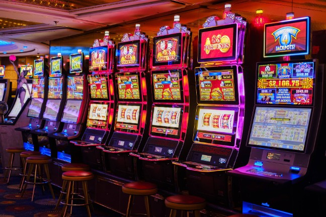 Free Slot Machine Games To Play Online Slots