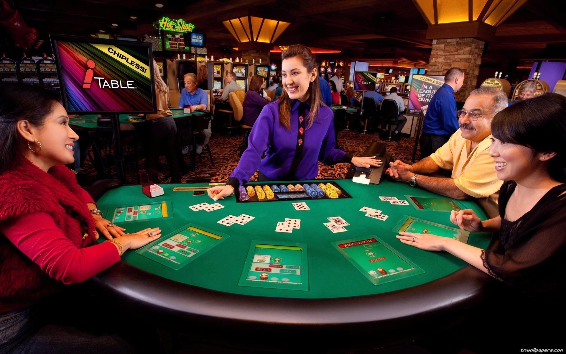 Proof That Casino Is exactly What You are On the lookout for