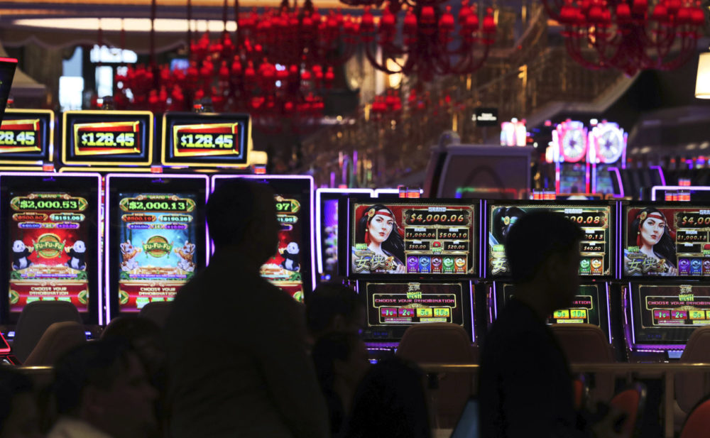 Three Causes People Chortle About Your Gambling