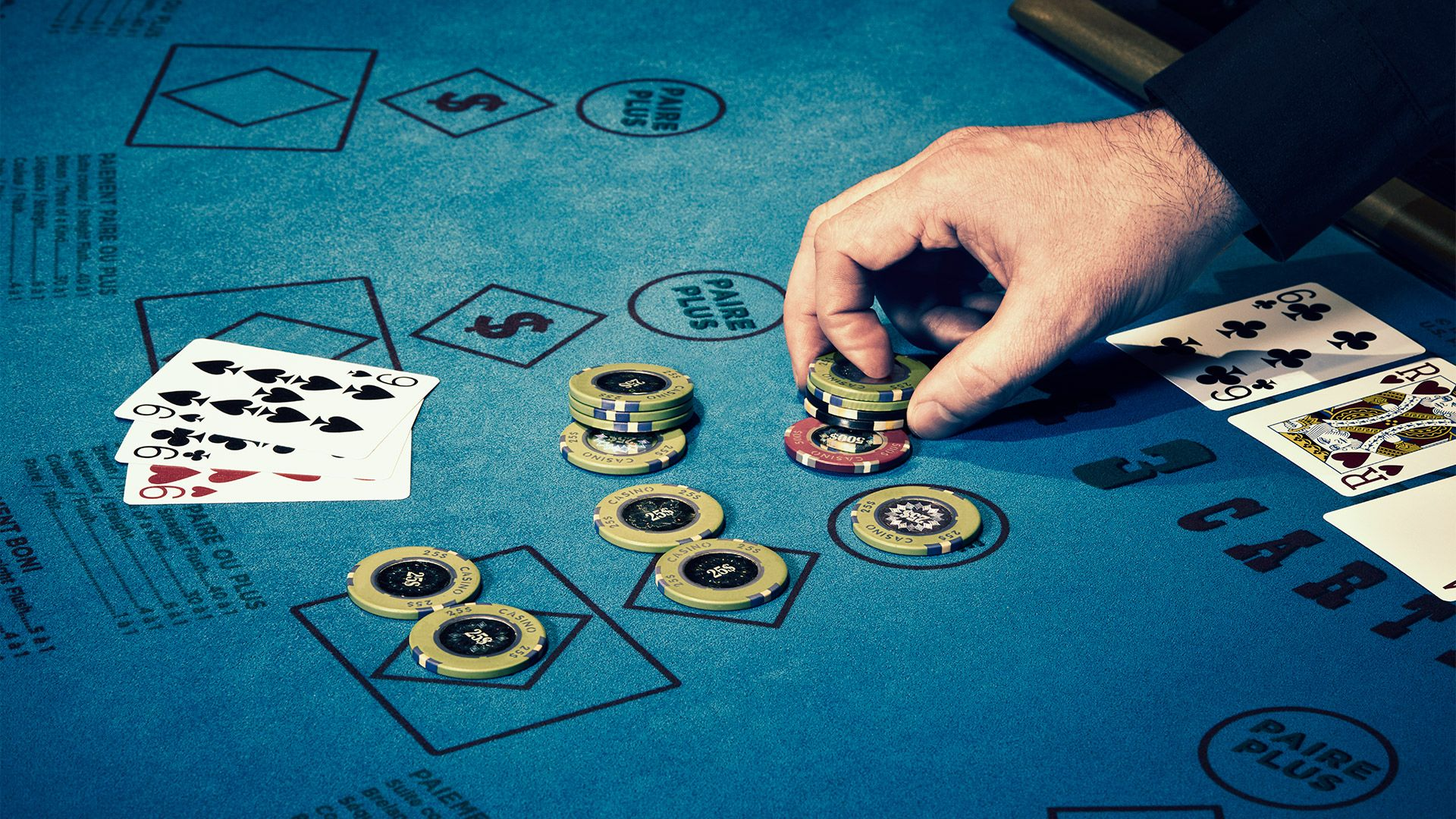 The Facet Of Excessive Casino Rarely Seen